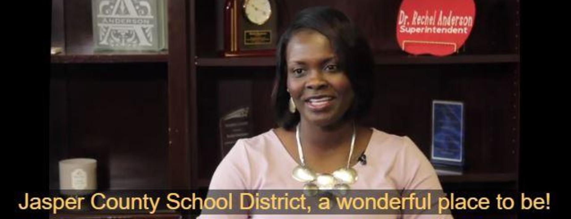 Jasper County School District Overview