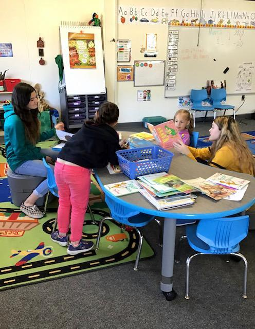 GES reading day