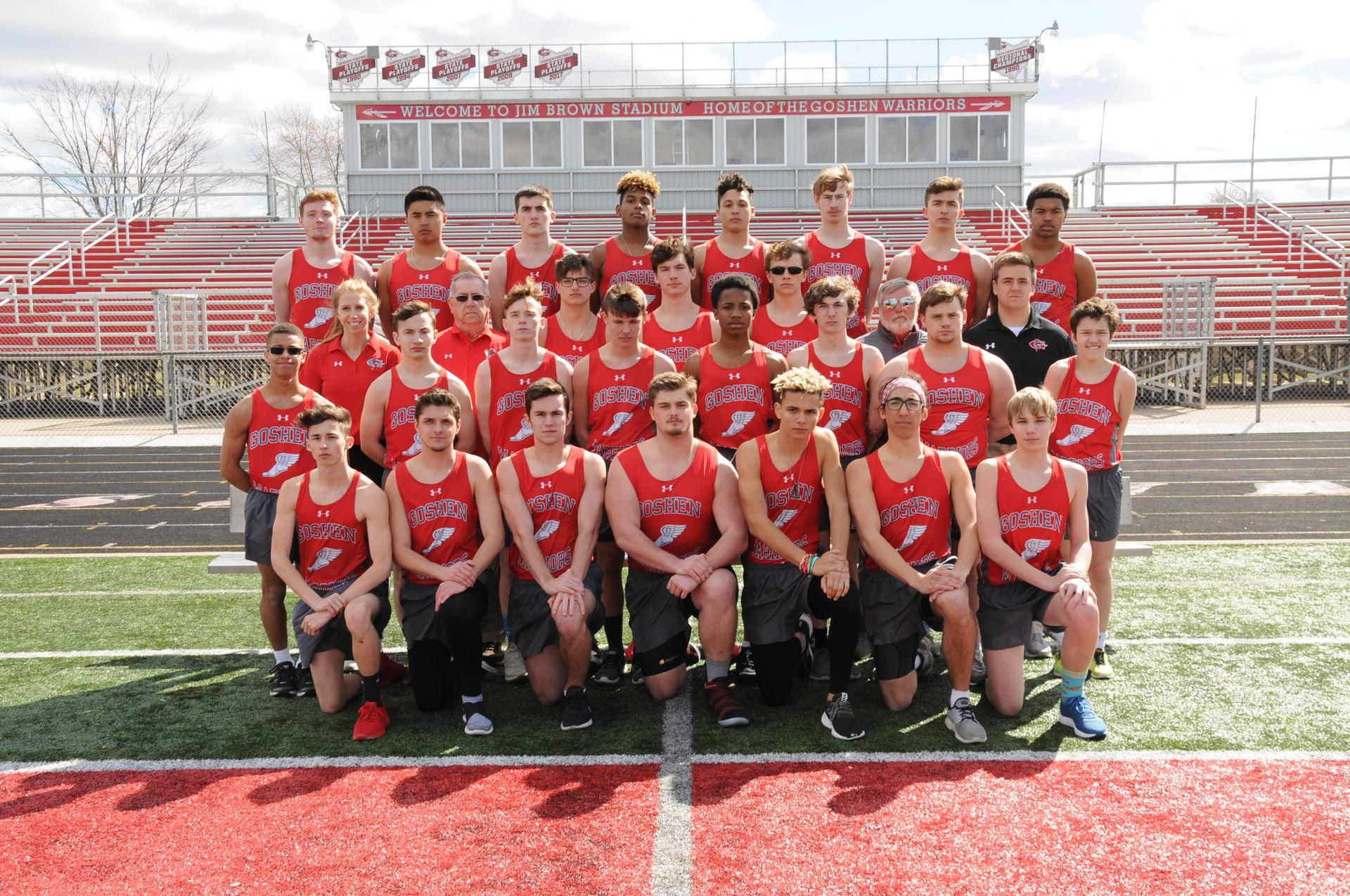 2019 Boys Track and Field