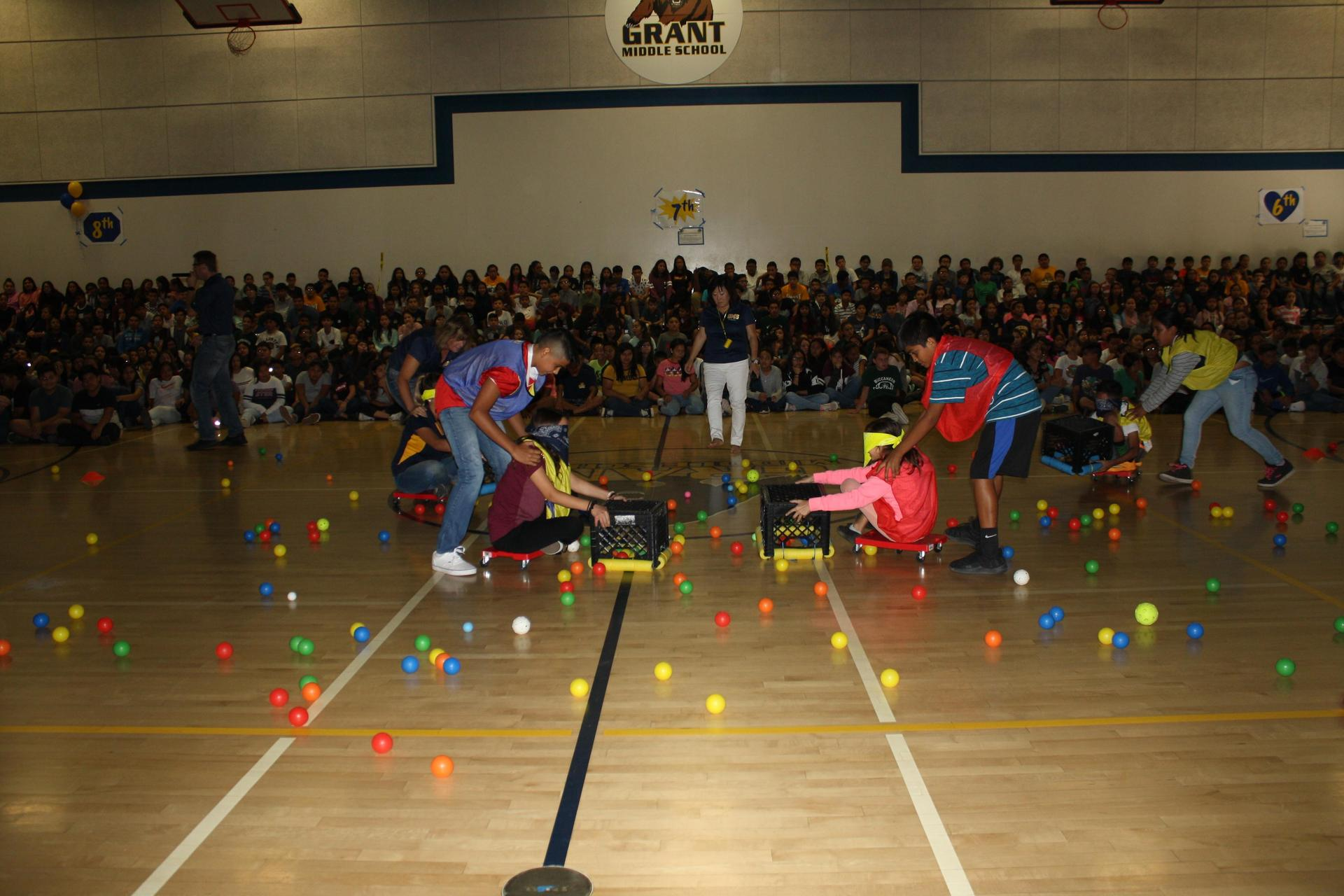 Pictures for Back to School Rally