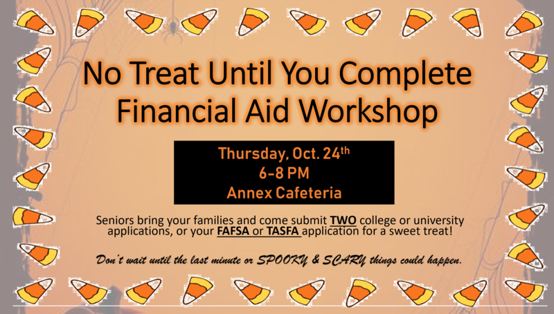 Financial Aid Workshop Featured Photo