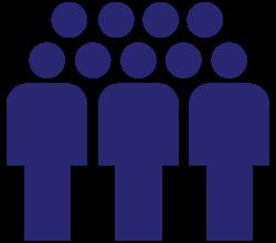 board clerk icon