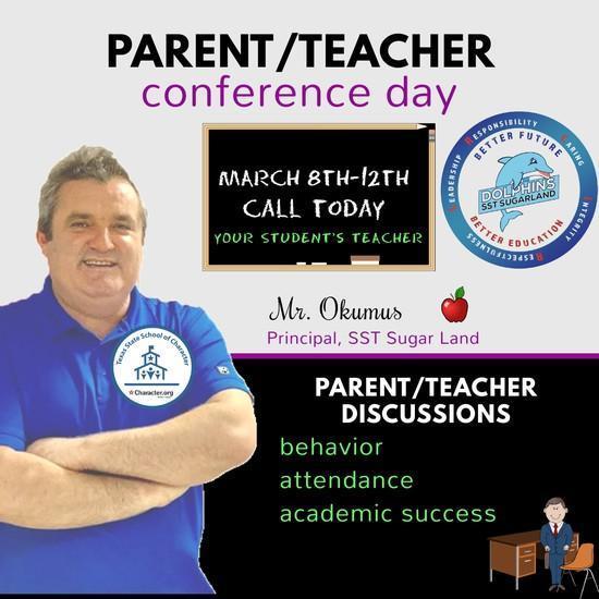 PARENT-TEACHER CONFERENCE Featured Photo