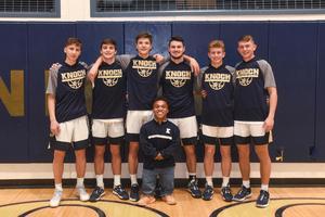 pic of all boys basketball seniors