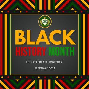Black History Month Flyer 2021