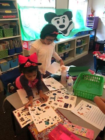 Students engage in activities
