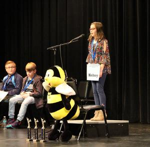 Gananda Spelling Bee Competition 2019