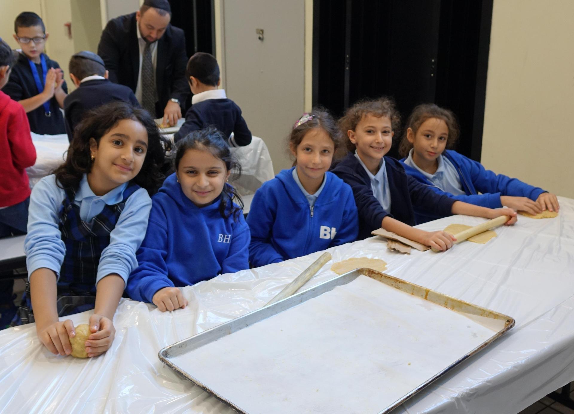 Rosh Hashana Assembly