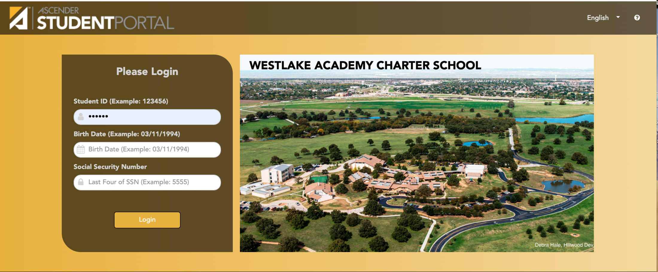 Ascender Formerly Txconnect Student Portal Westlake Academy Charter School