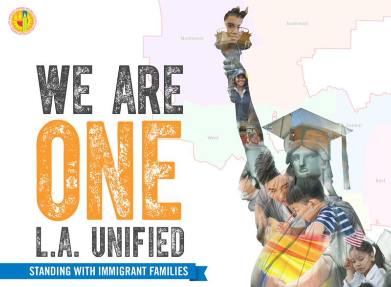 Guía de recursos de inmigración y educación / Education and Immigration Resource Guide for Families and Students Image