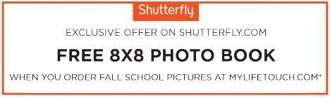 Special Offer for ordering school pictures Thumbnail Image