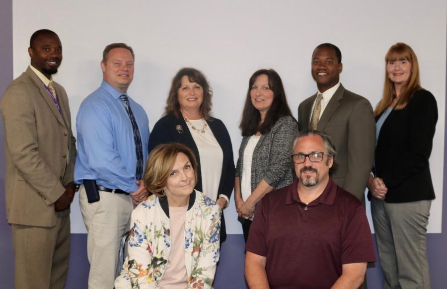 Middletown City School District Admin Team