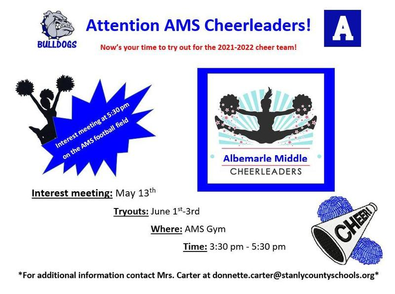 Cheer Try Outs for 2021-2022! Featured Photo