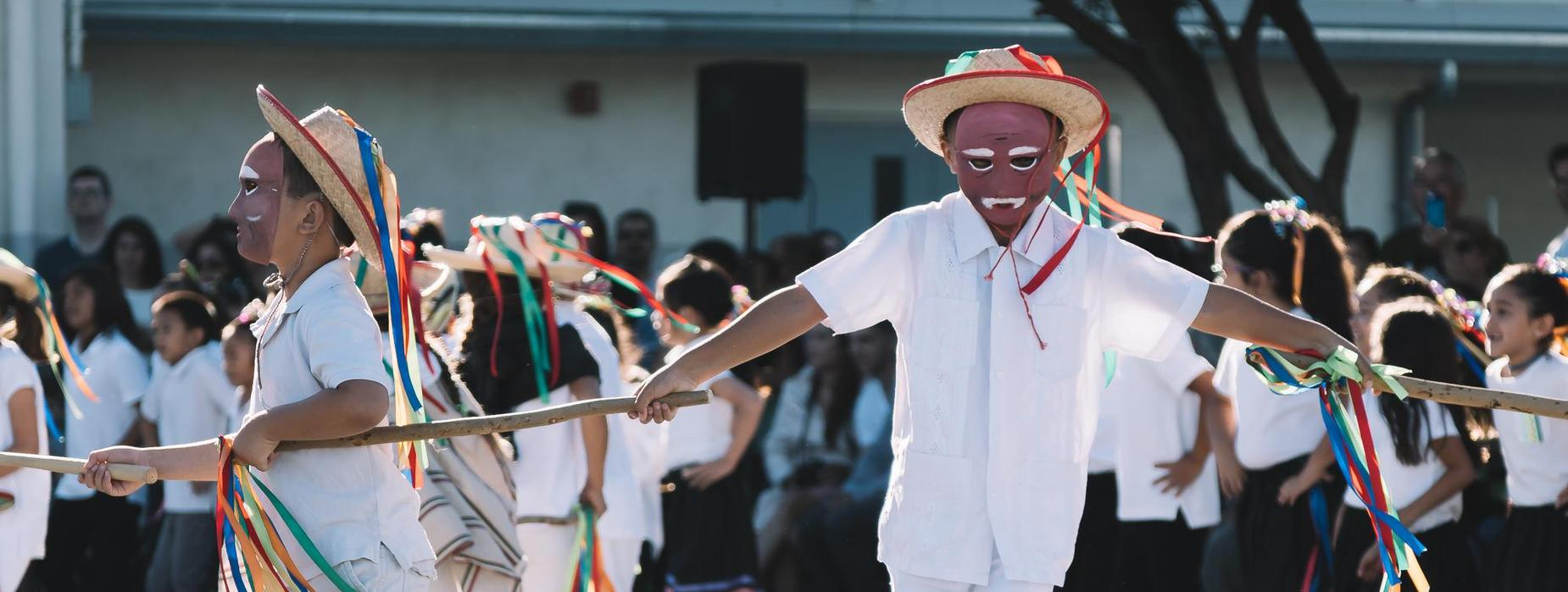 Fremont School Celebrates Mexican Independence Day