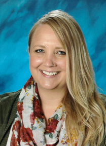Jen Ruiz, Data and Academic Specialist/Lead Tutor