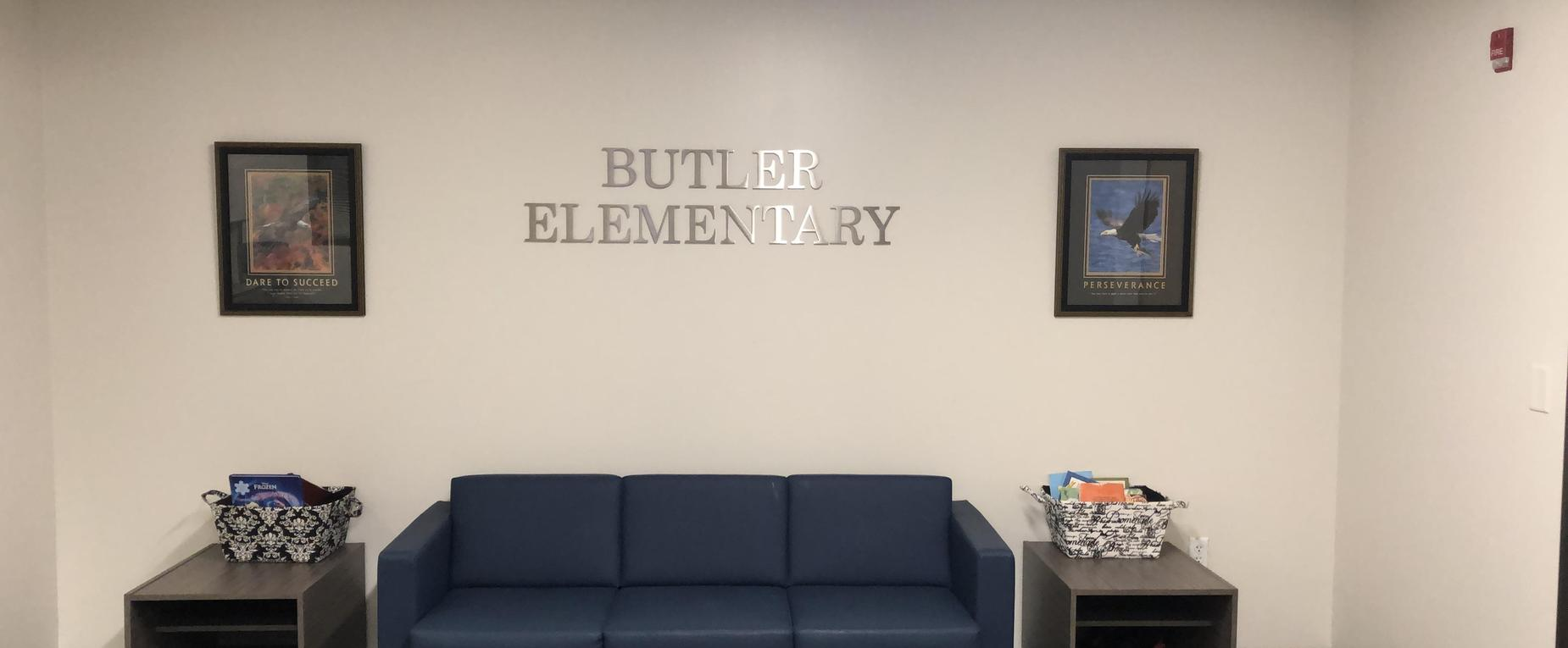 Butler Office