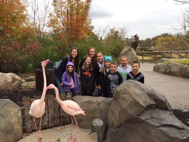 3rd Grade Zoo Field Trip