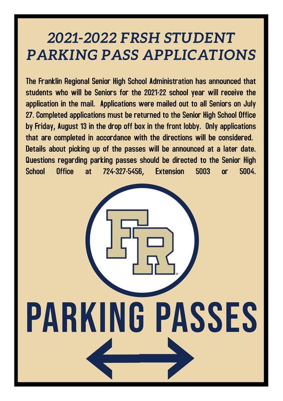 Parking Passes 2021-22