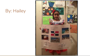 Hailey's project