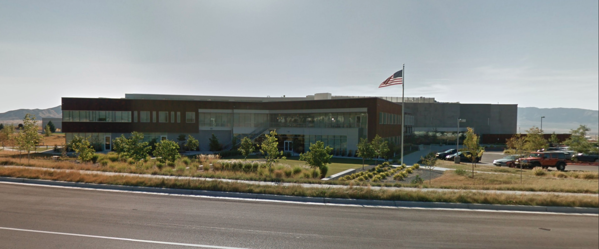 Photo of the Tooele Technical College