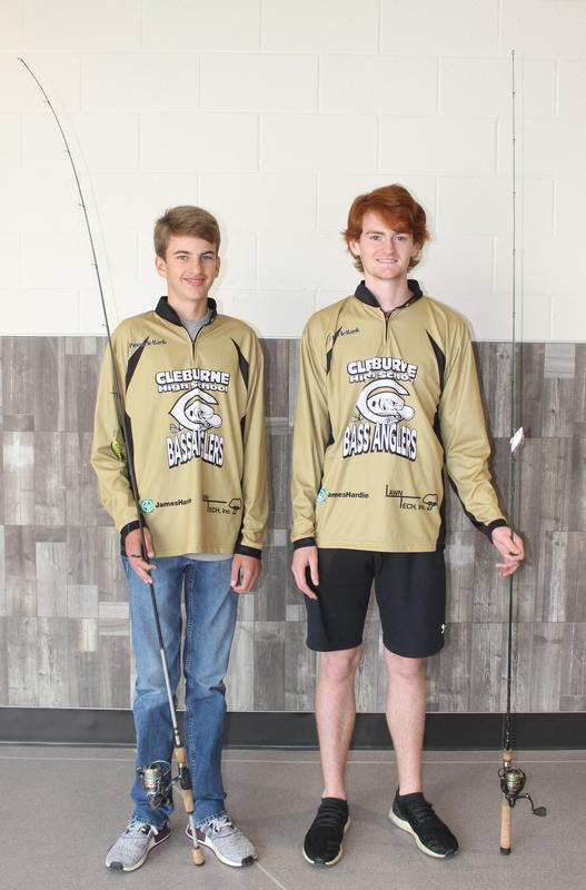 Regional qualifiers from CHS Bass Anglers Club