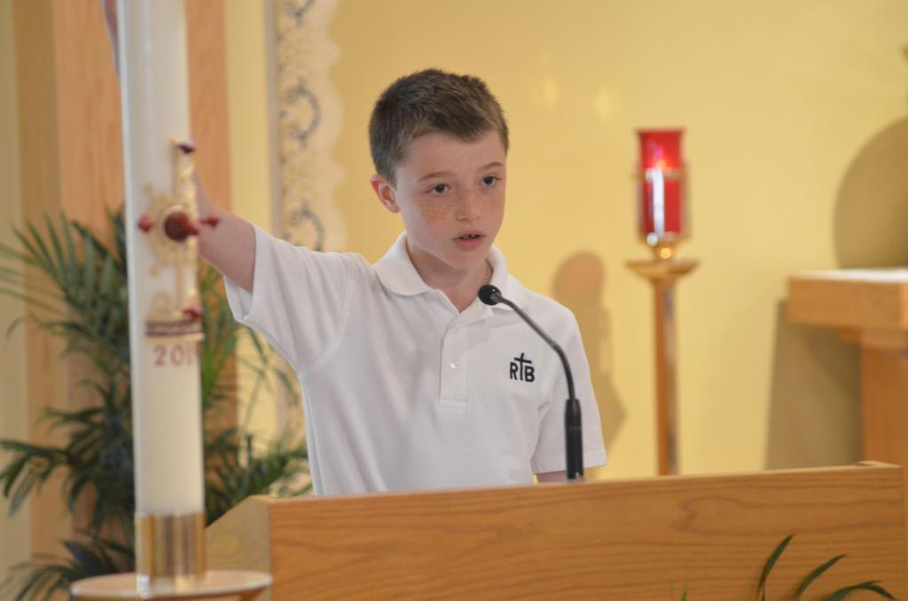 2019 End of School Year Mass