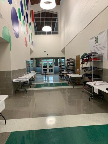 Instructional Packet Pick-up