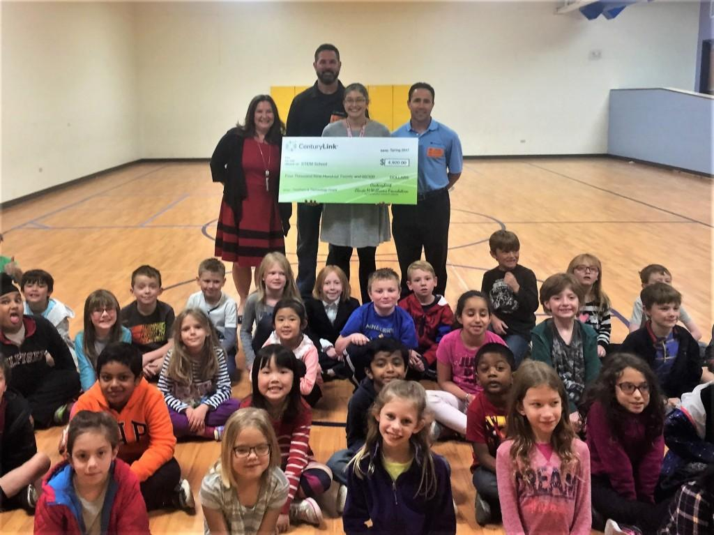 Teacher wins innovation grant