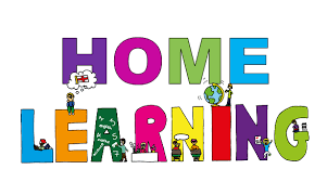 At Home Learning Application and Info