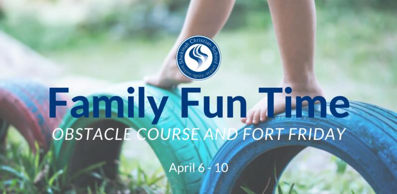 Family Fun Time | April 6-10 Thumbnail Image