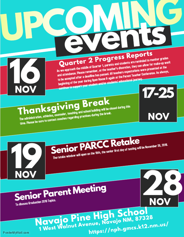 November Upcoming Events Featured Photo