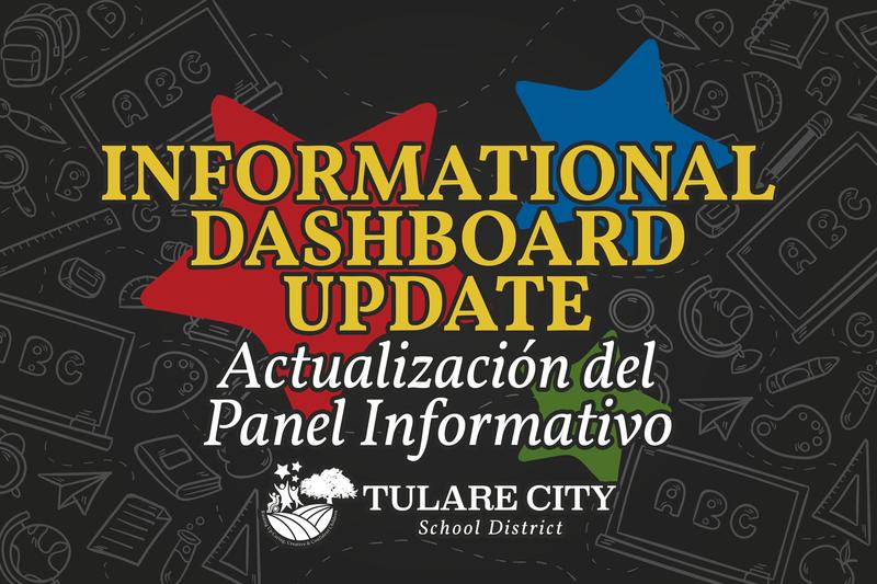 Info Dashboard Update