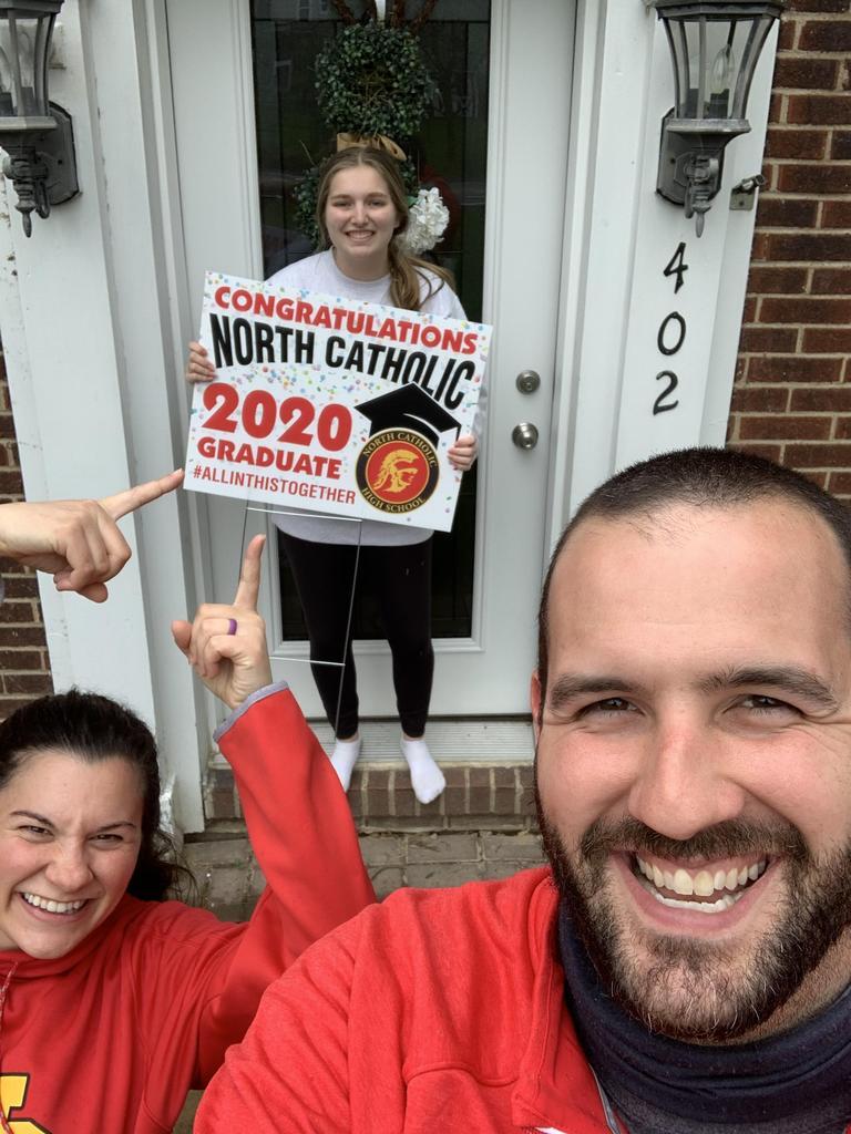 Class of 2020 North Catholic