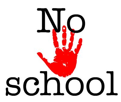 No School on Tuesday!