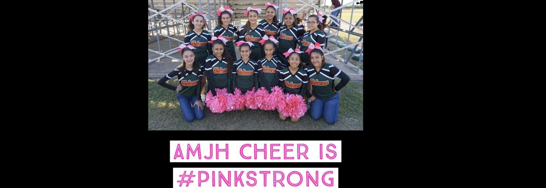 #PinkStrong