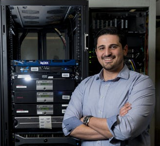 Yanal Saleh, Director of IT at MRHS