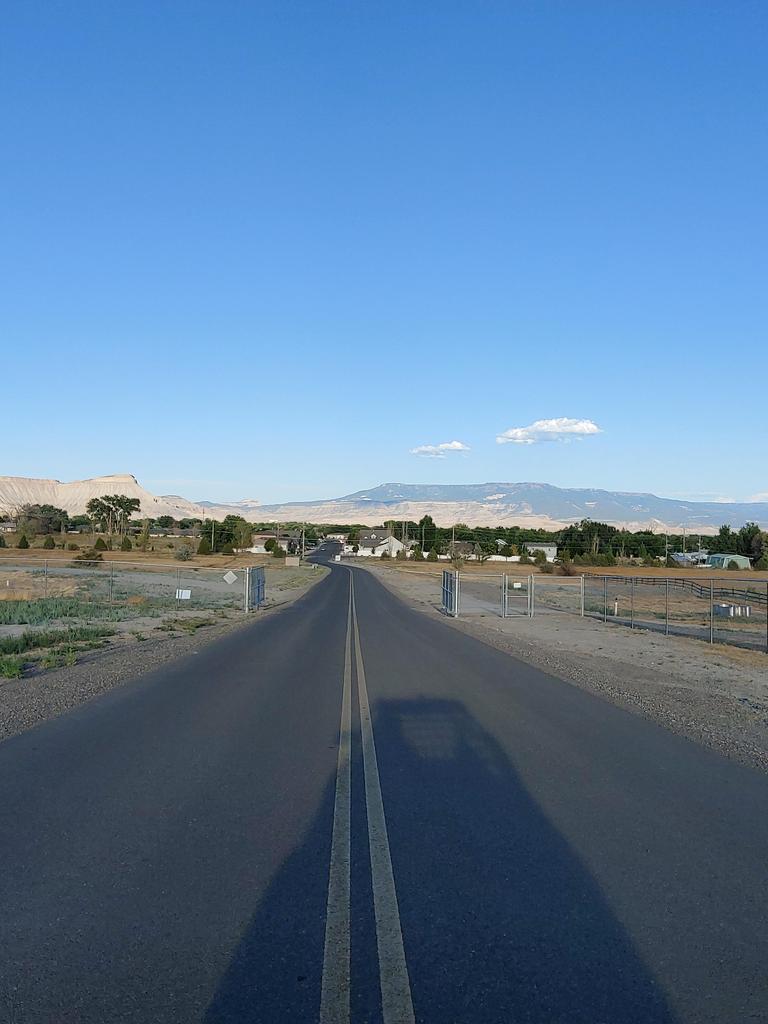 driveway at IACS