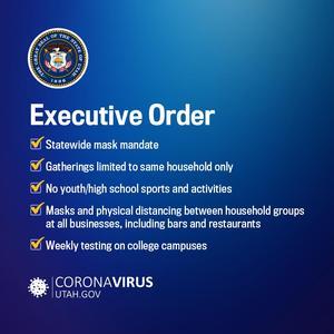 Executive order Nov. 9, 2020