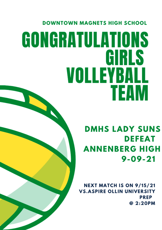 Congratulations Lady Suns Volleyball Squad! Featured Photo