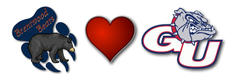 Brentwood Bears love Gonzaga Bulldogs