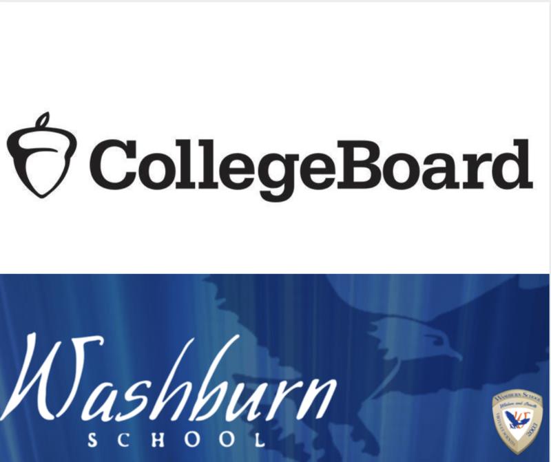 College Board en Washburn School Featured Photo