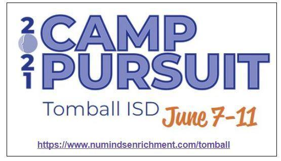 Camp Pursuit Tomball 2021