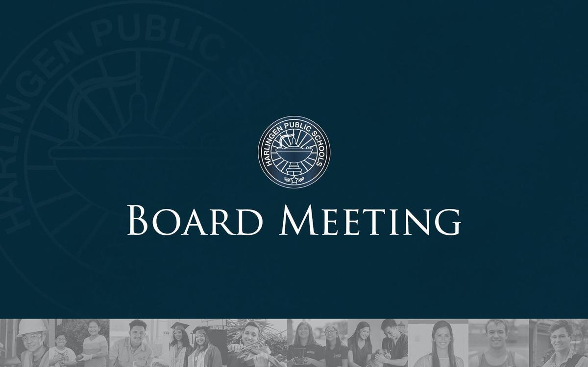 Regular Board Meeting
