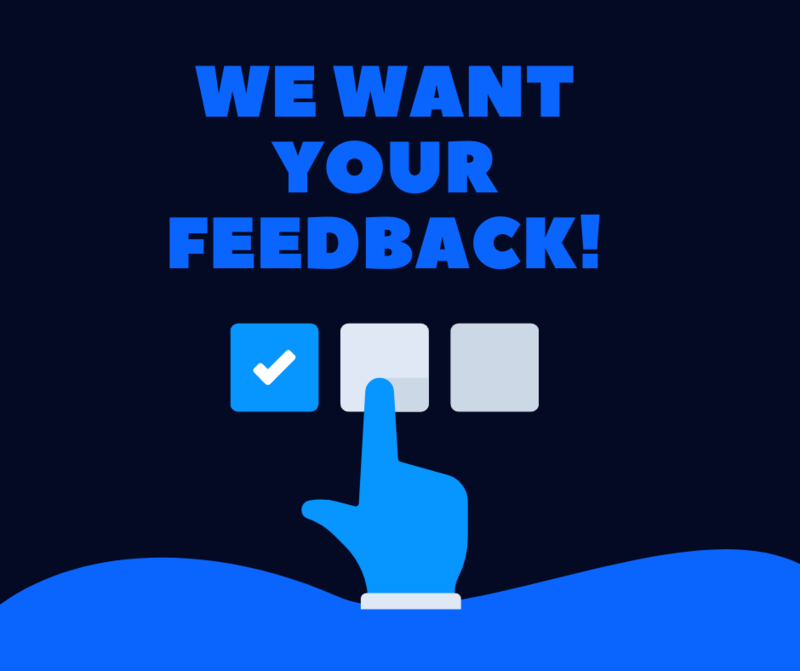 Parents, we want your feedback! Featured Photo