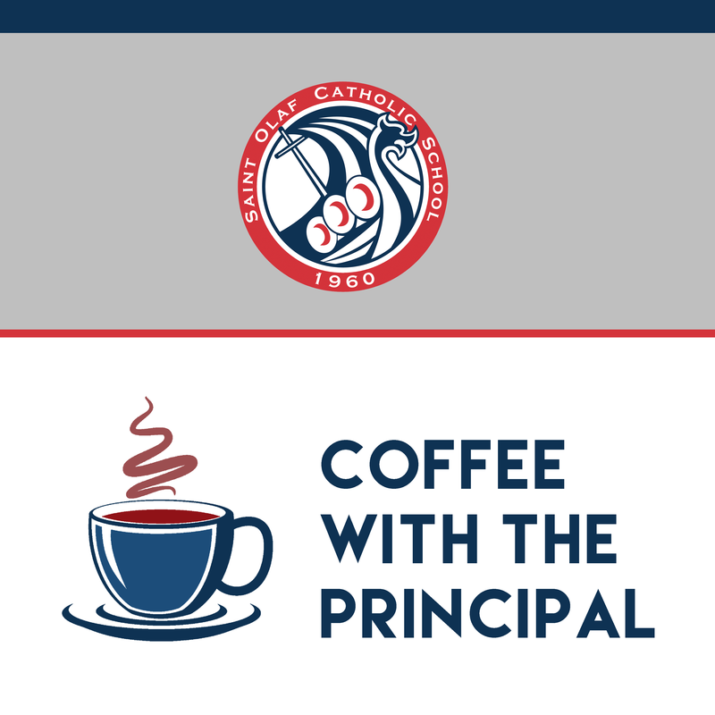 Coffee with the Principal Zoom Featured Photo