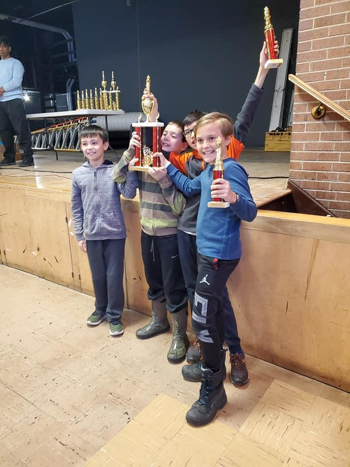 Decatur Chess Team for the Win!
