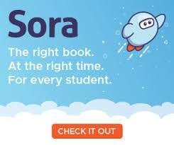 SORA Reading App Now Available Featured Photo