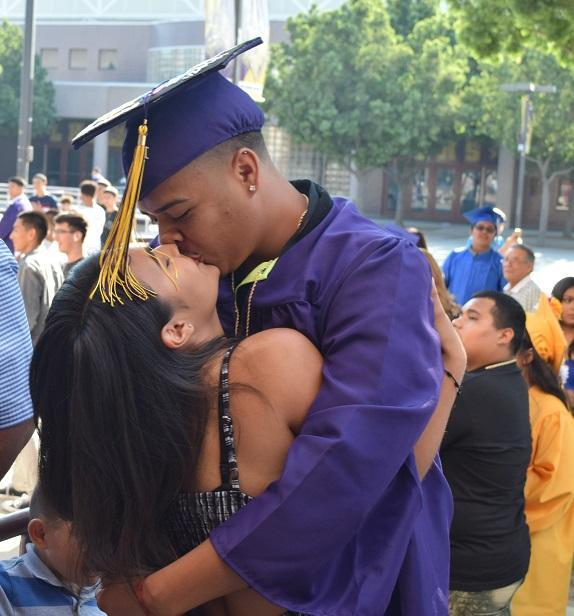 58 Lynwood Unified Students Graduate in Summer School Commencement Ceremony Featured Photo