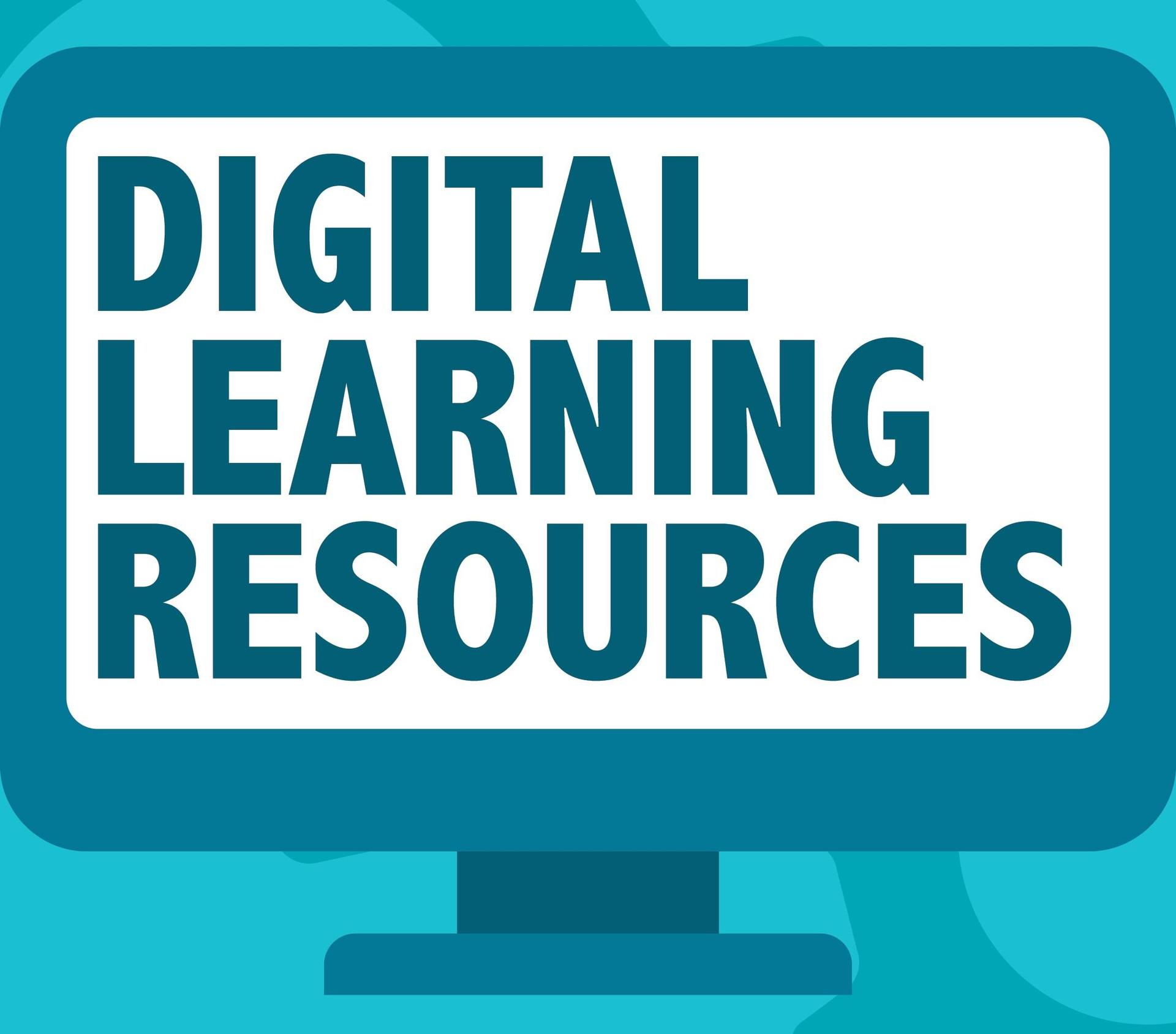 Digital Learning Resources image