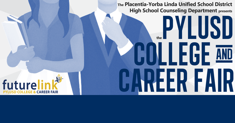 PYLUSD College and Career Fair.